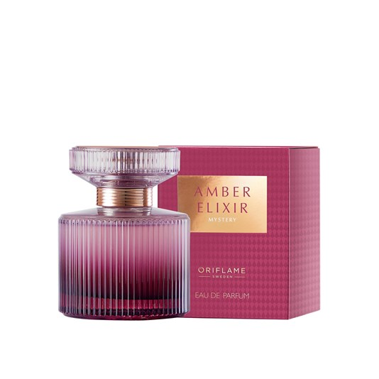 Парфюмерная вода Amber Elixir Mystery