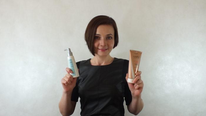 Тоник-стимулятор роста волос и восстанавливающий кондиционере серии HairX Oriflame