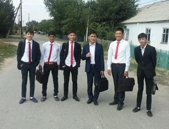 Орифлейм в Кыргызстане