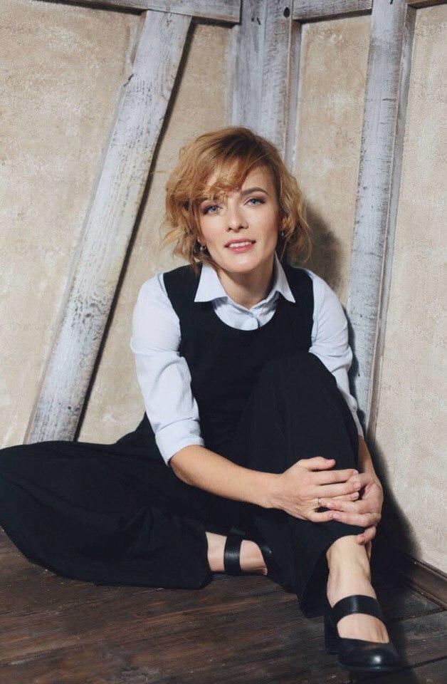 Маша Стельцова