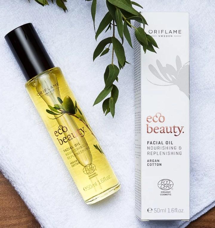 питательное масло Ecobeauty Oriflame (код.32202)