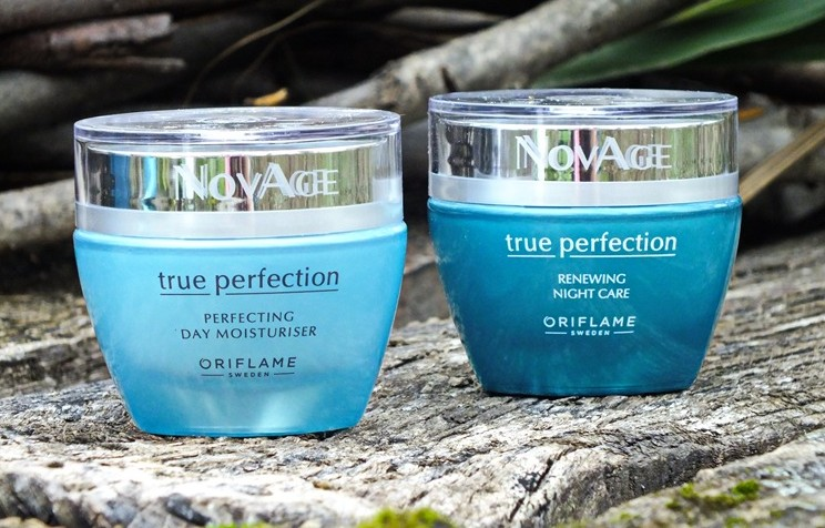 Отзывы NovAge True Perfection Oriflame