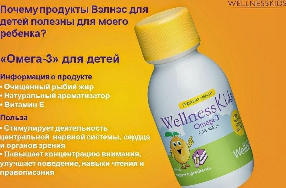 Витамины к школе