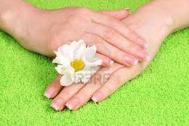 Руки красивые
