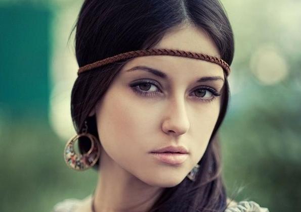 Как с помощью макияжа увеличить глаза