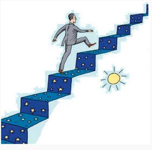 Лестница успеха с Орифлэйм