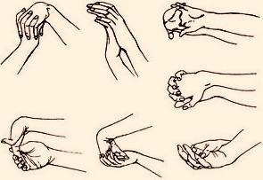 Массаж и комплекс упражнений для рук