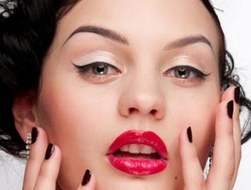 Модный макияж 2015