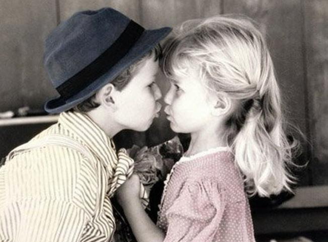 Влюбленность детей