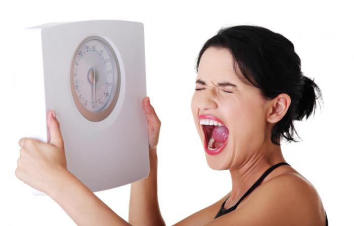 Как похудеть без диет за неделю?