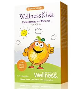Детские витамины Вэлнэс Орифлейм