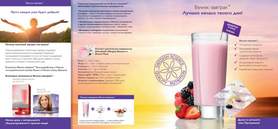Онлайн Каталог Wellness by Oriflame Белоруcсии