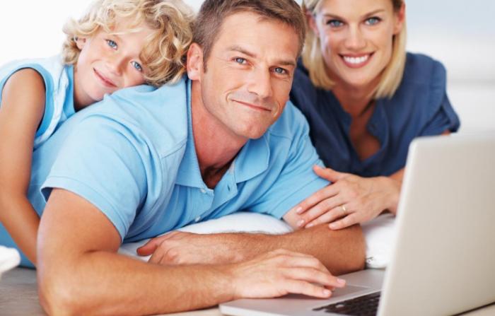 Семейный бизнес онлайн