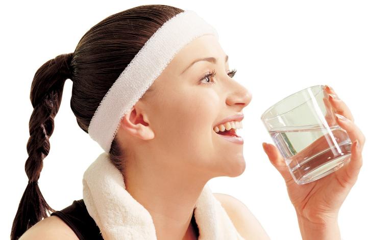 Диета – пить воду