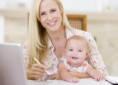 Дополнительный доход для мам находящихся в декретном отпуске