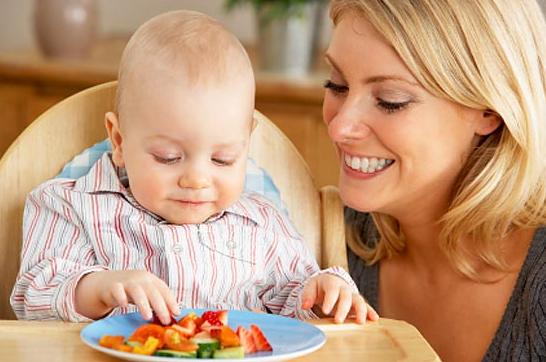 Как заставить ребенка есть?