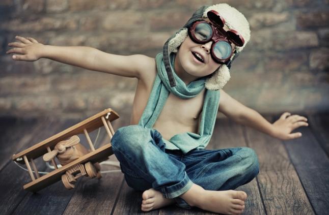 Как подготовить ребенка к перелету?