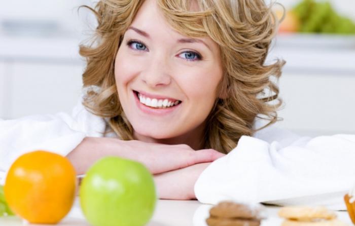 Продукты, наполняющие энергией во время диеты