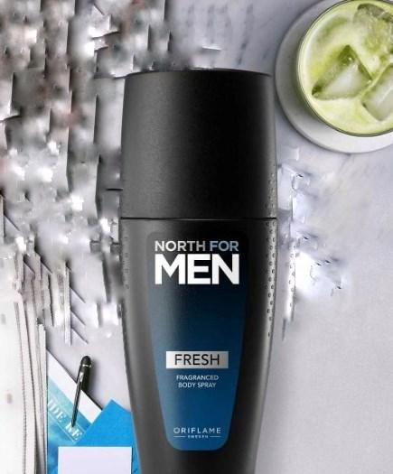 Серия North for Men Intense от Орифлейм