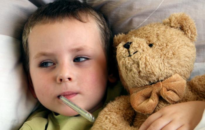 детские вирусные заболевания