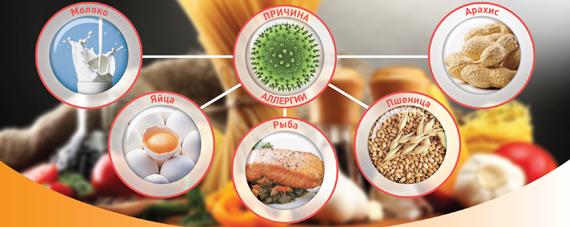 Аллергия: причины возникновения