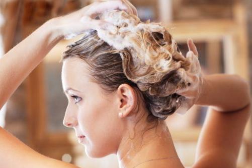 Как правильно вымыть голову