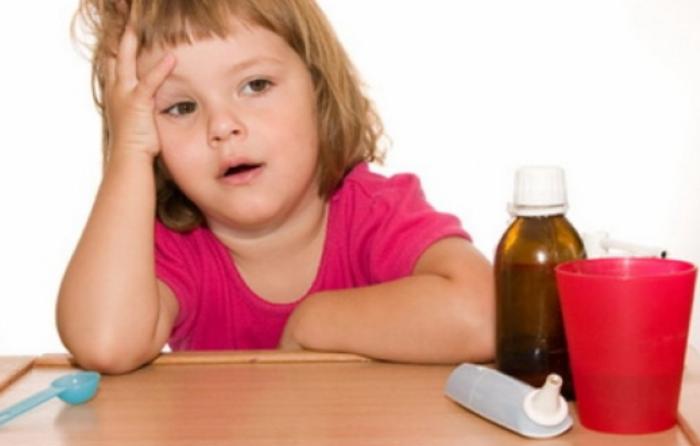 Почему дети так часто болеют?