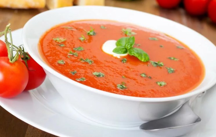 Суп «Нэчурал Баланс» - Томат и Базилик