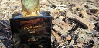Туалетная вода Giordani Gold Man