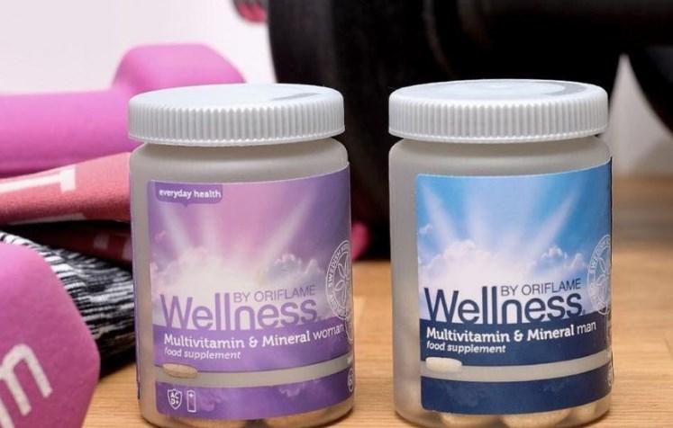 Wellness витамины на скидках