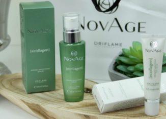 Сыворотка для лица против морщин NovAge Ecollagen Wrinkle Power