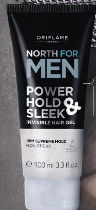 Невидимый гель для укладки волос North for Men 34920