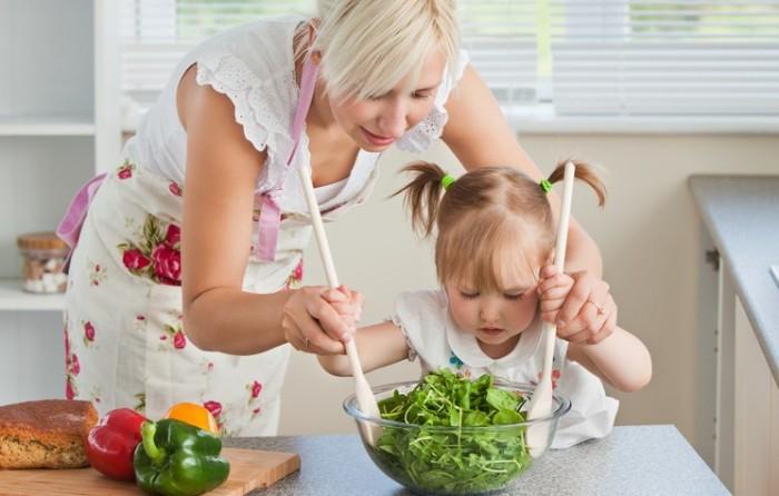 Рецепты для детей старше 3х лет