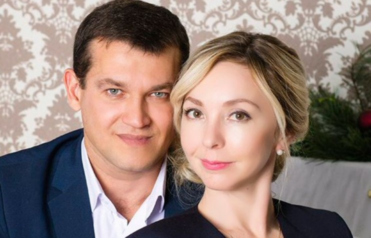Шахаевы Сергей и Анна