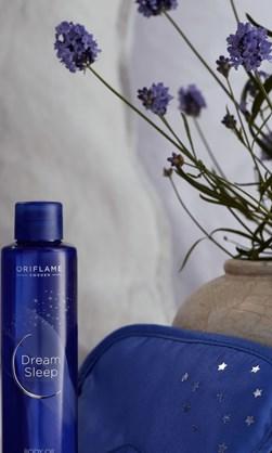 Расслабляющее массажное масло для сна