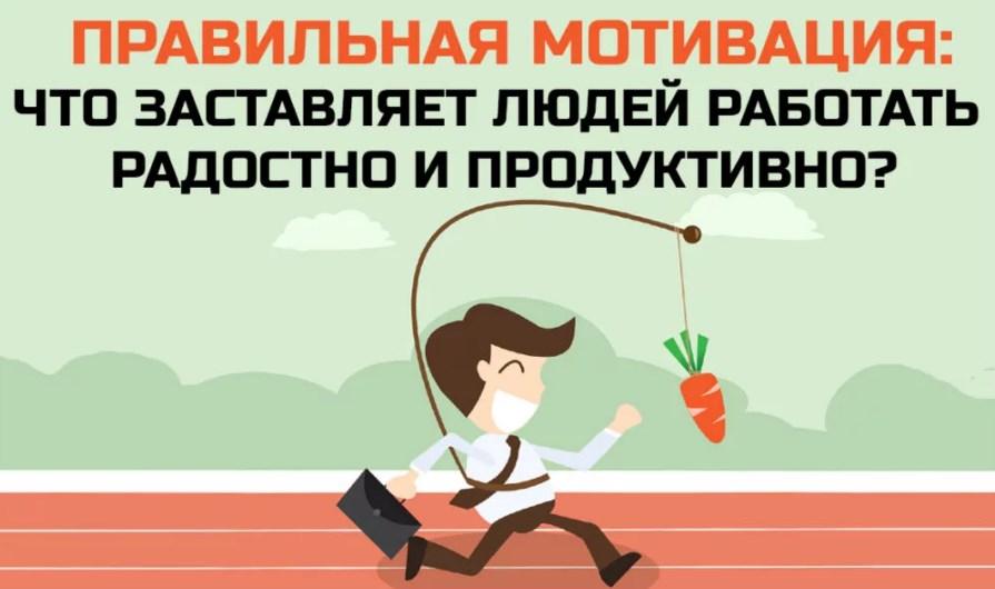 Мотивация в сетевом маркетинге