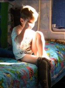 пробуждение ребенка