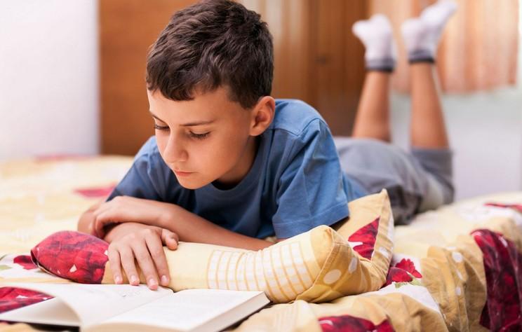 Польза чтения для ребенка