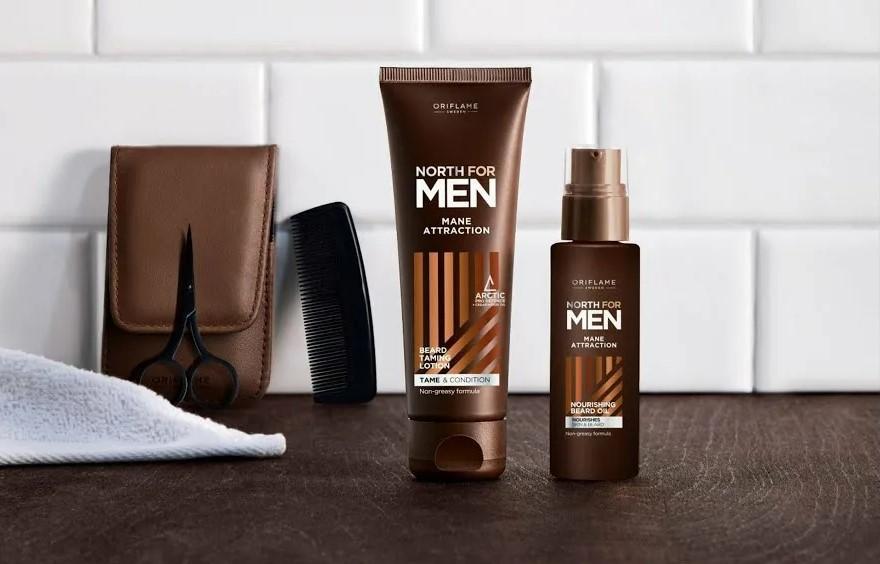 Средства для бритья Mane Attraction North For Men