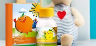 Для чего детям витамины?