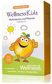 Детские Витамины Велнесс