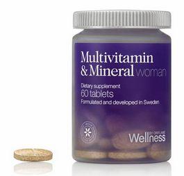 Женские витамины Wellness by Oriflame