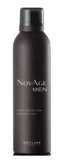 Защитный гель для бритья NovAge Men